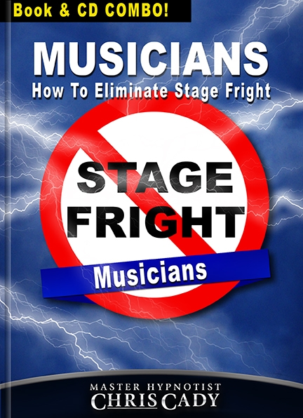 musicians stage fright for musicians classical symphony orchestra jazz musicians hypnosis program