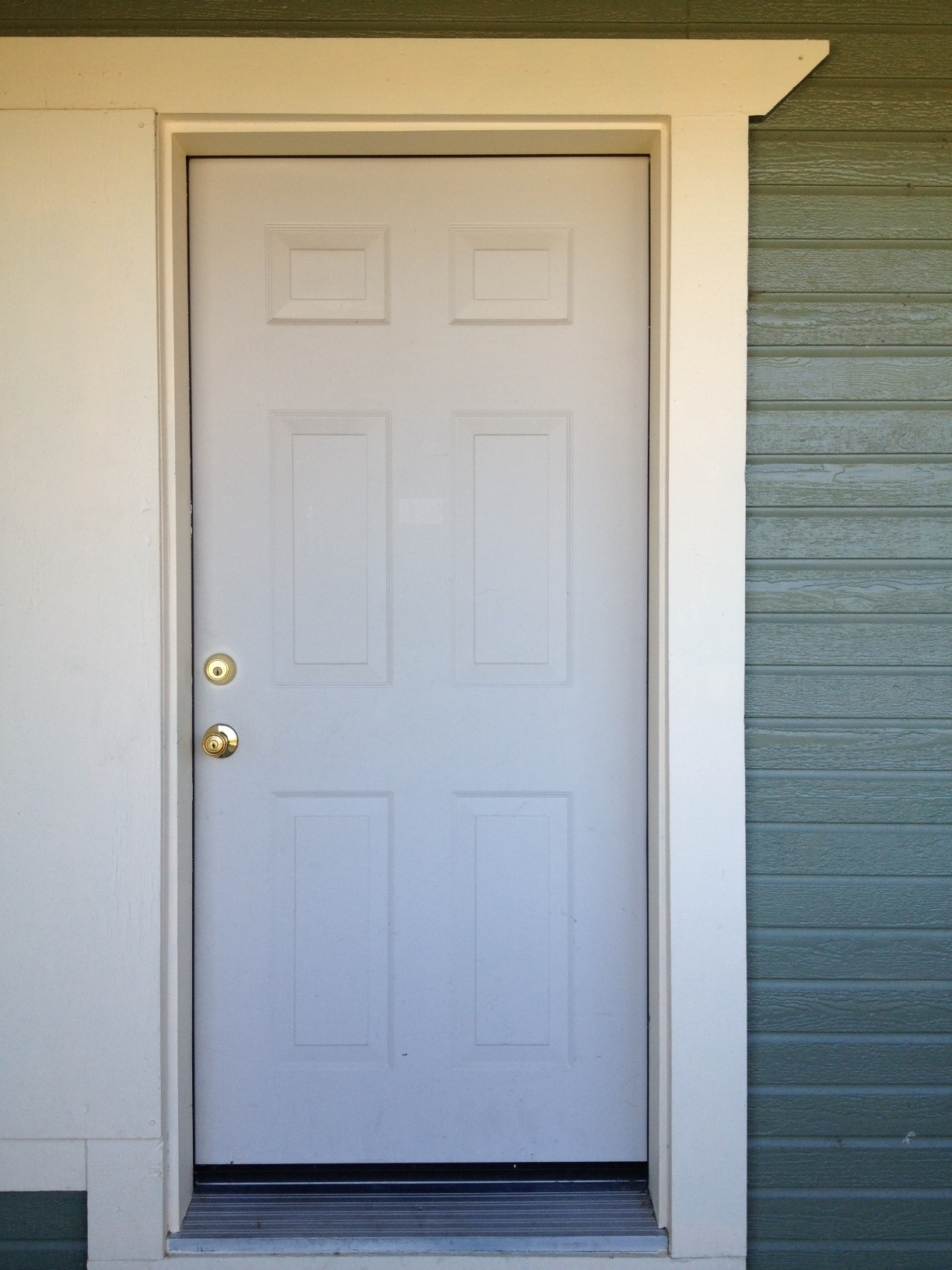 house door prospecting for real estate agents